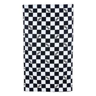 Beach Towel VANS - MN CHECKERBOARD BEAC - Black / White, VANS