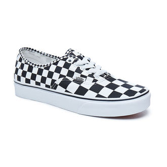 low sneakers unisex - UA AUTHENTIC (MIX CHECKER) - VANS, VANS