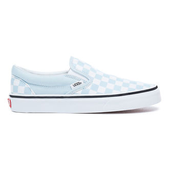 low sneakers women's - UA CLASSIC SLIP-ON (CHECKERBOA) - VANS, VANS