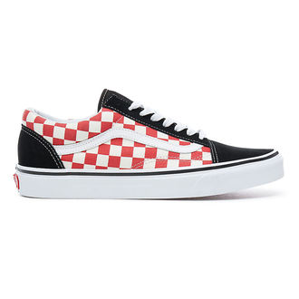 low sneakers men's - UA OLD SKOOL (checkerboard) - VANS, VANS