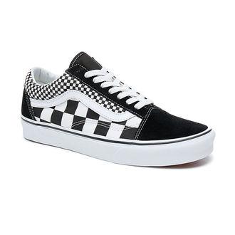 low sneakers unisex - UA OLD SKOOL (MIX CHECKER) - VANS, VANS