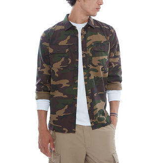 Shirt Men's VANS - MN ARLINGTON CAMO / LOCKUP, VANS