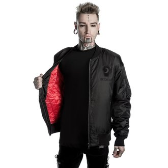 spring/fall jacket unisex - Vampyr MA1 - KILLSTAR