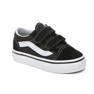low sneakers children's - UY OLD SKOOL V Black/True White - VANS, VANS