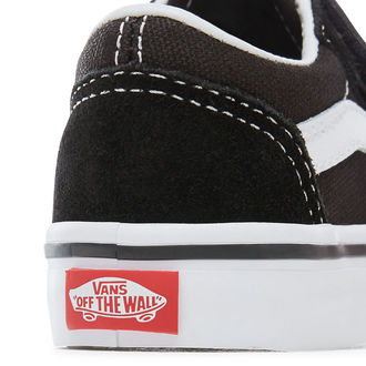 low sneakers children's - UY OLD SKOOL V Black/True White - VANS