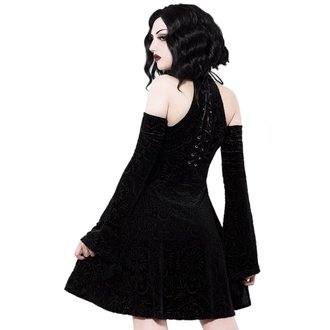 Women's dress  KILLSTAR - Vela - BLACK, KILLSTAR