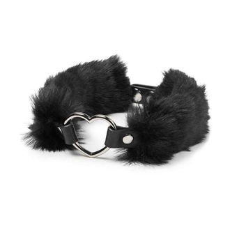 Choker KILLSTAR - Venus Fur Choker - Black, KILLSTAR