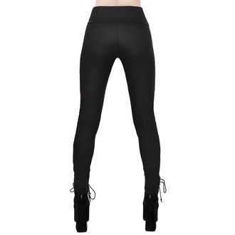 Women's pants (leggings) KILLSTAR - Viper Lace-Up, KILLSTAR