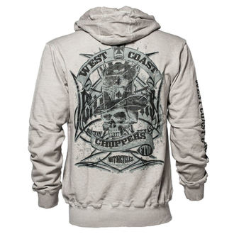 hoodie men's - CASH ONLY - West Coast Choppers, West Coast Choppers