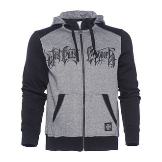 hoodie men's - OG CROSS - West Coast Choppers, West Coast Choppers
