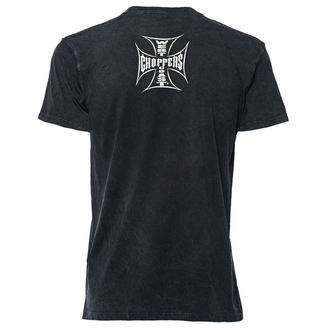 t-shirt men's - FABRICATION - West Coast Choppers, West Coast Choppers