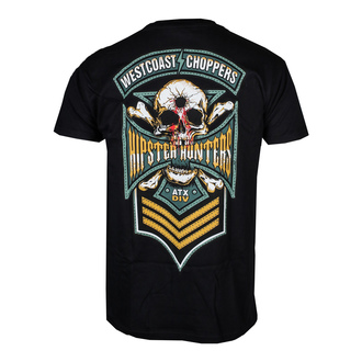 t-shirt men's - HIPSTER HUNTERS - West Coast Choppers - WCCTS132695ZW