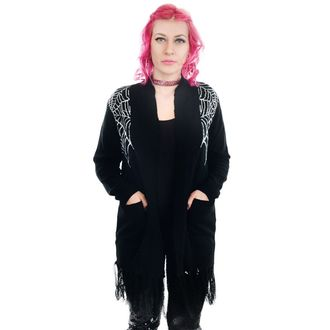 Sweater Women's (cardigan) TOO FAST - SPIDER WEB, TOO FAST