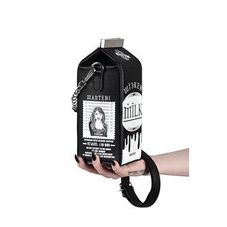 Handbag (bag) KILLSTAR - WICKED MILK - BLACK, KILLSTAR