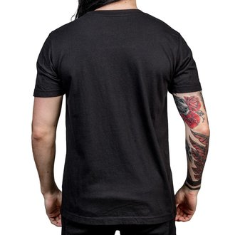 t-shirt hardcore men's - Wornstar Essentials - WORNSTAR, WORNSTAR