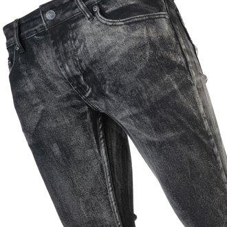Men's trousers (jeans) WORNSTAR - Hellraiser Smoke - Black - WSGP-HRKSW