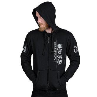 hoodie men's - Vengeance - WORNSTAR