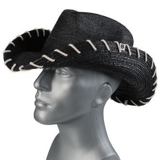 Hat WORNSTAR - Hellrider HS Black Rocker Cowboy, WORNSTAR