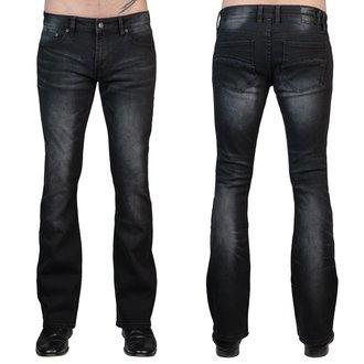 Men's trousers (jeans) WORNSTAR - Hellraiser - Vintage Black