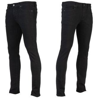Men's trousers (jeans) WORNSTAR - Rampager - Black - WSP-RPK