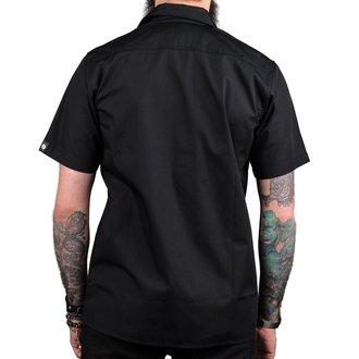 Shirt Men's WORNSTAR - MASTER Drifter Essentials - Black, WORNSTAR