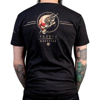 t-shirt hardcore men's - Phobos - WORNSTAR, WORNSTAR