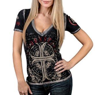 t-shirt hardcore women's - Believe - WORNSTAR, WORNSTAR