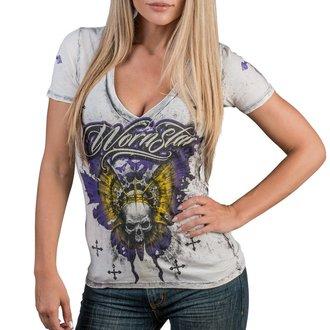 t-shirt women WORNSTAR, WORNSTAR