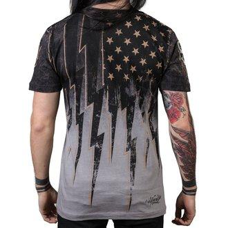 t-shirt hardcore men's - Black Flag - WORNSTAR, WORNSTAR