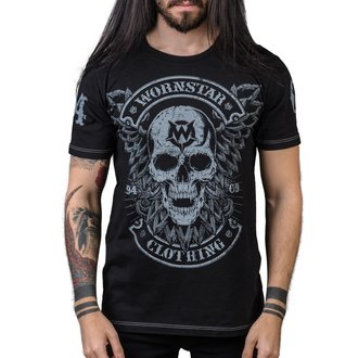 t-shirt hardcore men's - Vengeance - WORNSTAR, WORNSTAR