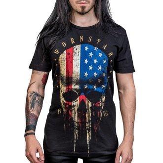 t-shirt hardcore men's - Americoma - WORNSTAR, WORNSTAR