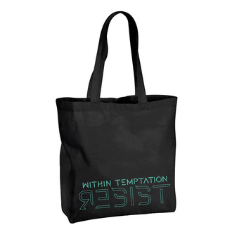Bag Within Temptation - 3D Resist - Black, NNM, Within Temptation