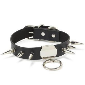 Collar KILLSTAR - YVIL SPIKE - BLACK, KILLSTAR