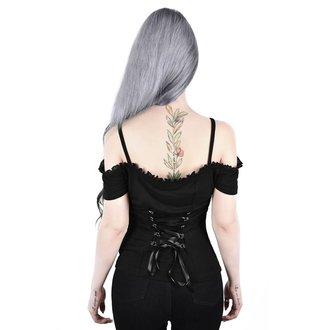 t-shirt women's - Ylva Bardot - KILLSTAR, KILLSTAR