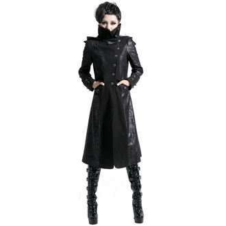 women's coat PUNK RAVE - Black Dragon, PUNK RAVE