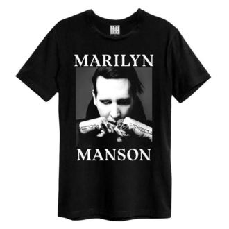 t-shirt metal men's Marilyn Manson - Fists - AMPLIFIED
