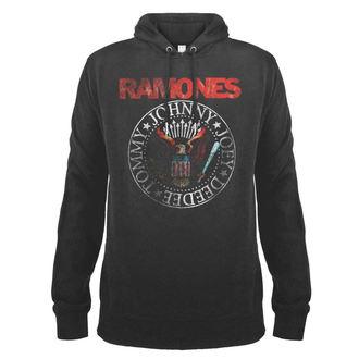 hoodie men's Ramones - AMPLIFIED - AMPLIFIED, AMPLIFIED, Ramones