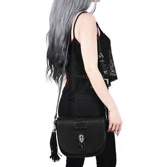 Handbag (bag) KILLSTAR - Zeta Skull - BLACK, KILLSTAR
