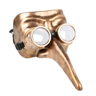 Decorative face mask (set) ZOELIBAT - Steampunk, ZOELIBAT