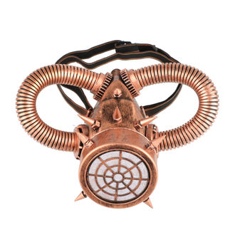 Decorative face mask ZOELIBAT - Steampunk, ZOELIBAT