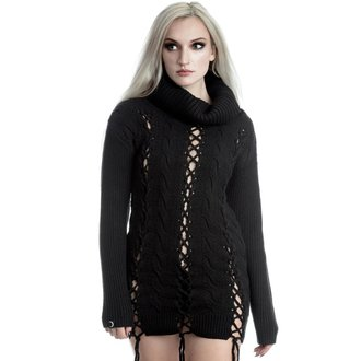 Danish sweater KILLSTAR - Zora - BLACK, KILLSTAR