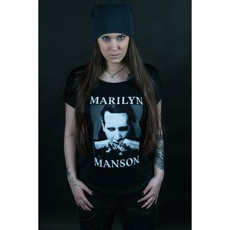 Women's t-shirt Marilyn Manson - Fists - ROCK OFF, ROCK OFF, Marilyn Manson