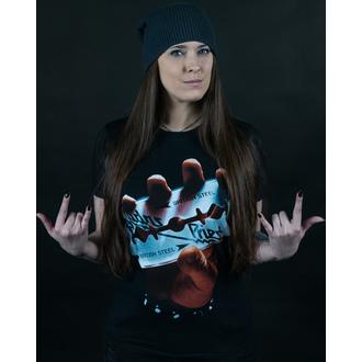 t-shirt metal men's Judas Priest - British Steel - ROCK OFF, ROCK OFF, Judas Priest