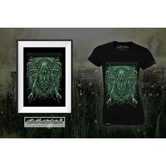 t-shirt women's - InSect - COLLECTIVE COLLAPSE - CCC005