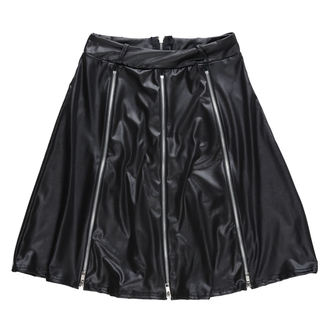 Skirt Women's DISTURBIA - ZIP, DISTURBIA