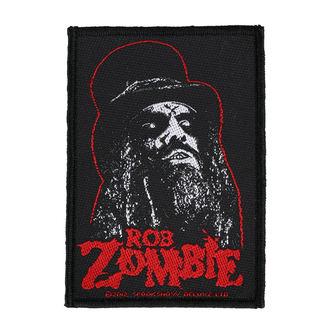 patch ROB ZOMBIE - PORTRAIT - RAZAMATAZ - SP2646