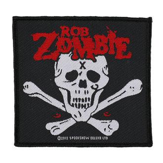 patch ROB ZOMBIE - DEAD RETURN - RAZAMATAZ - SP2644