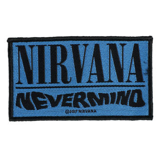 patch NIRVANA - NEVERMIND - RAZAMATAZ, RAZAMATAZ, Nirvana
