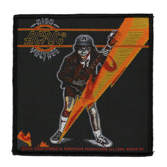 patch AC / DC - HIGH VOLTAGE - RAZAMATAZ, RAZAMATAZ, AC-DC