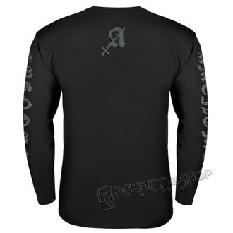 t-shirt hardcore men's - BLACK WOLF - AMENOMEN, AMENOMEN